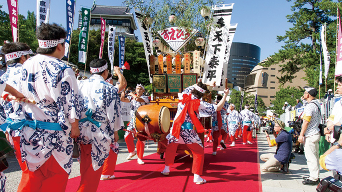 Kokura Gion Festival