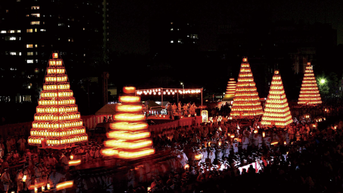 Tobata Gion Festival